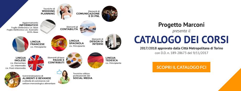 Catalogo corsi 2017/2018