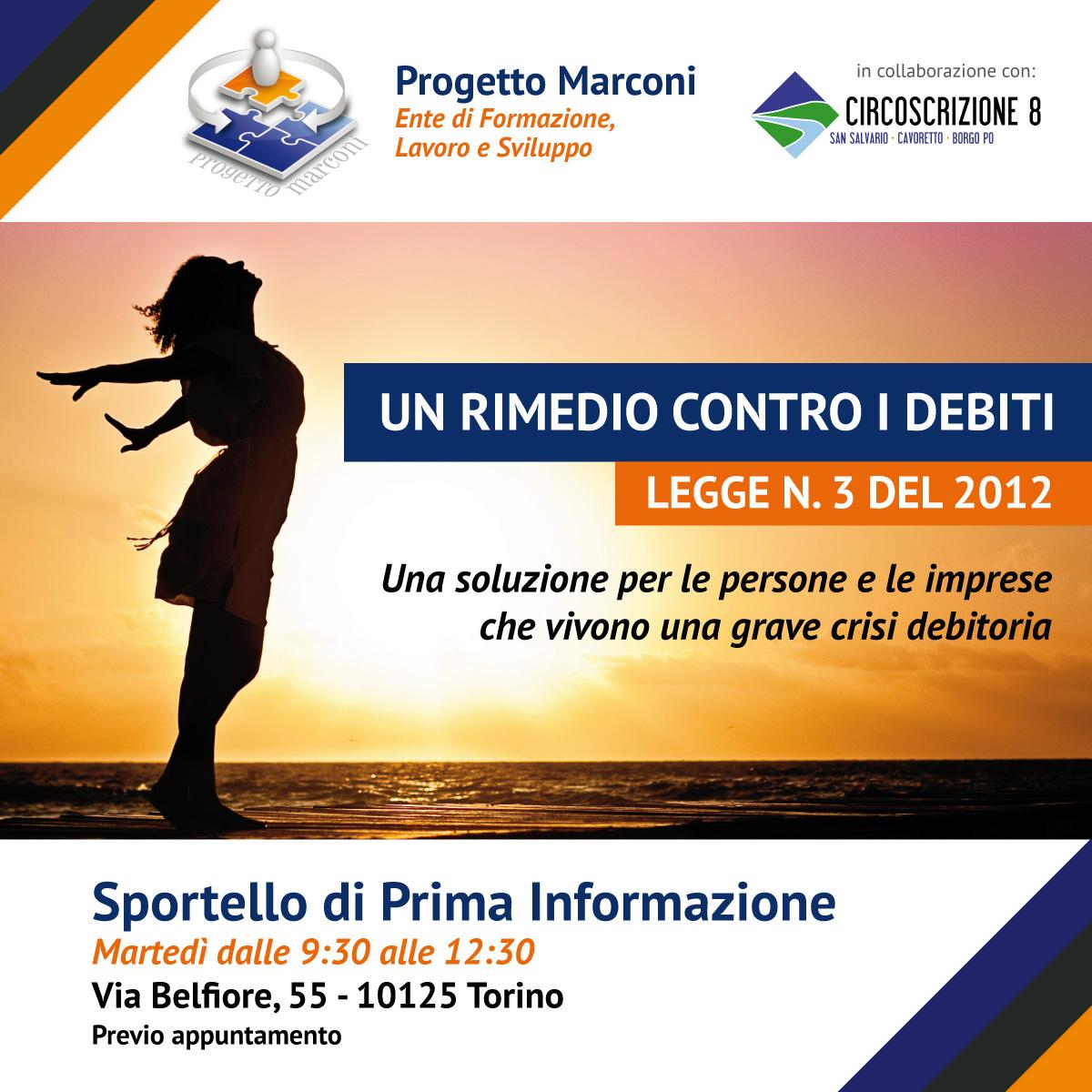 Sportello Legge 3/2012, 2017